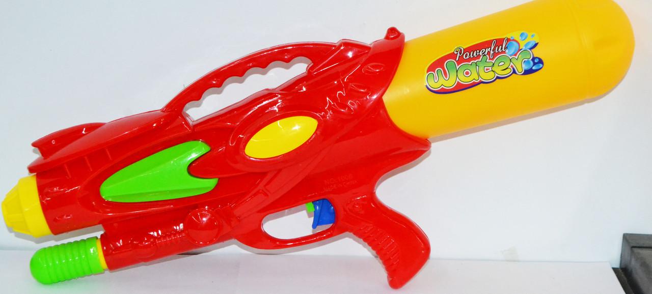 1006 Водяной пистолет  с насосом 40*20см