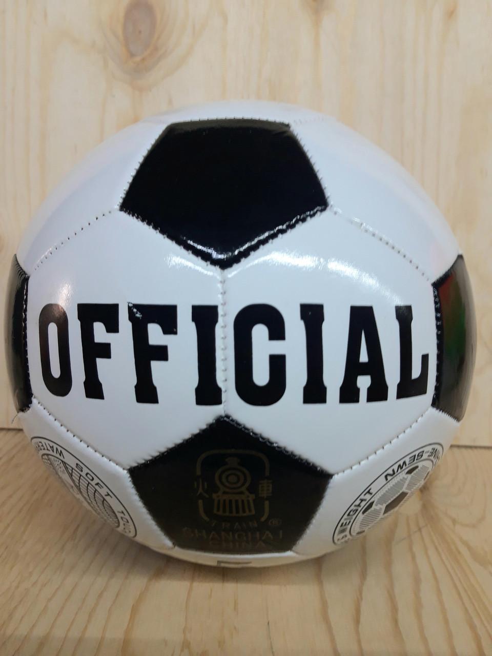 Футбольный мяч GS