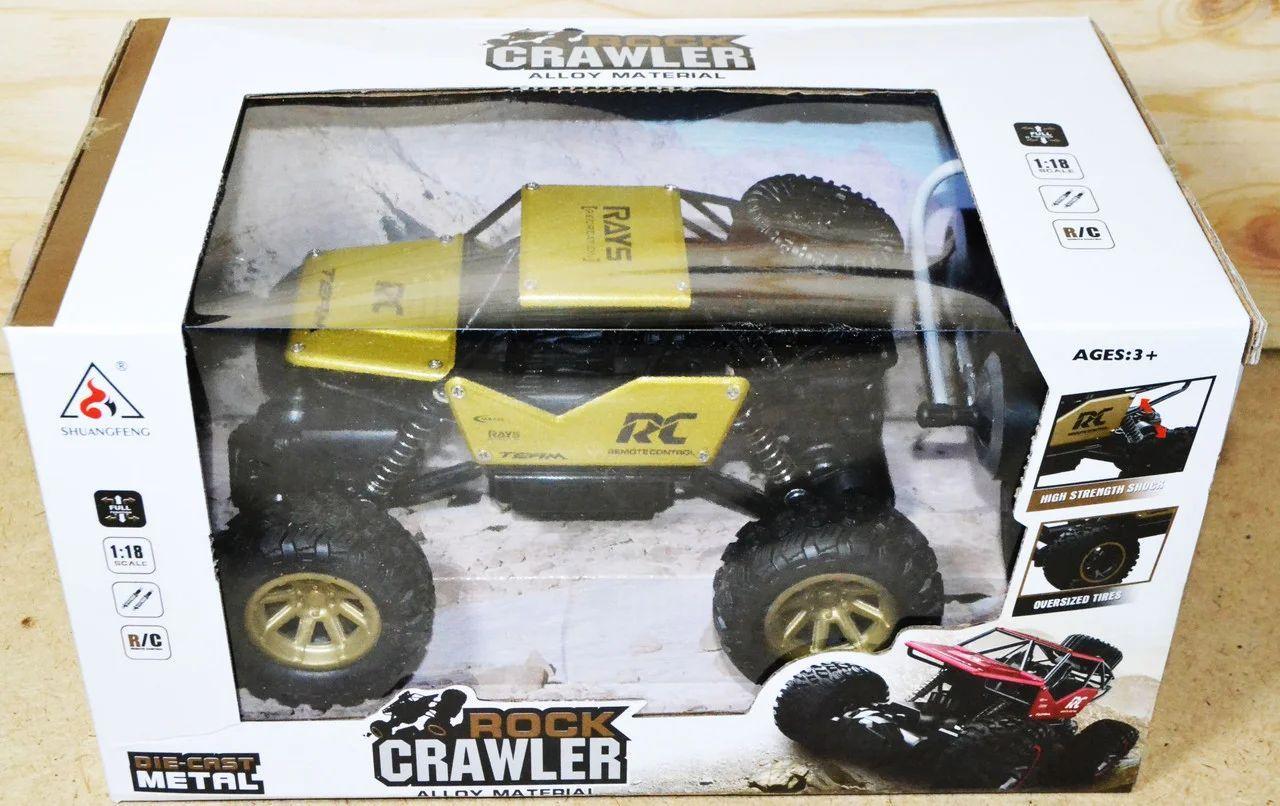 2029 Вездеход на р/у Rock crawler 27*15см