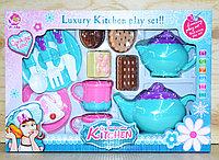 SK77B Набор для чаепития Kitchen детская посуда 35*24см
