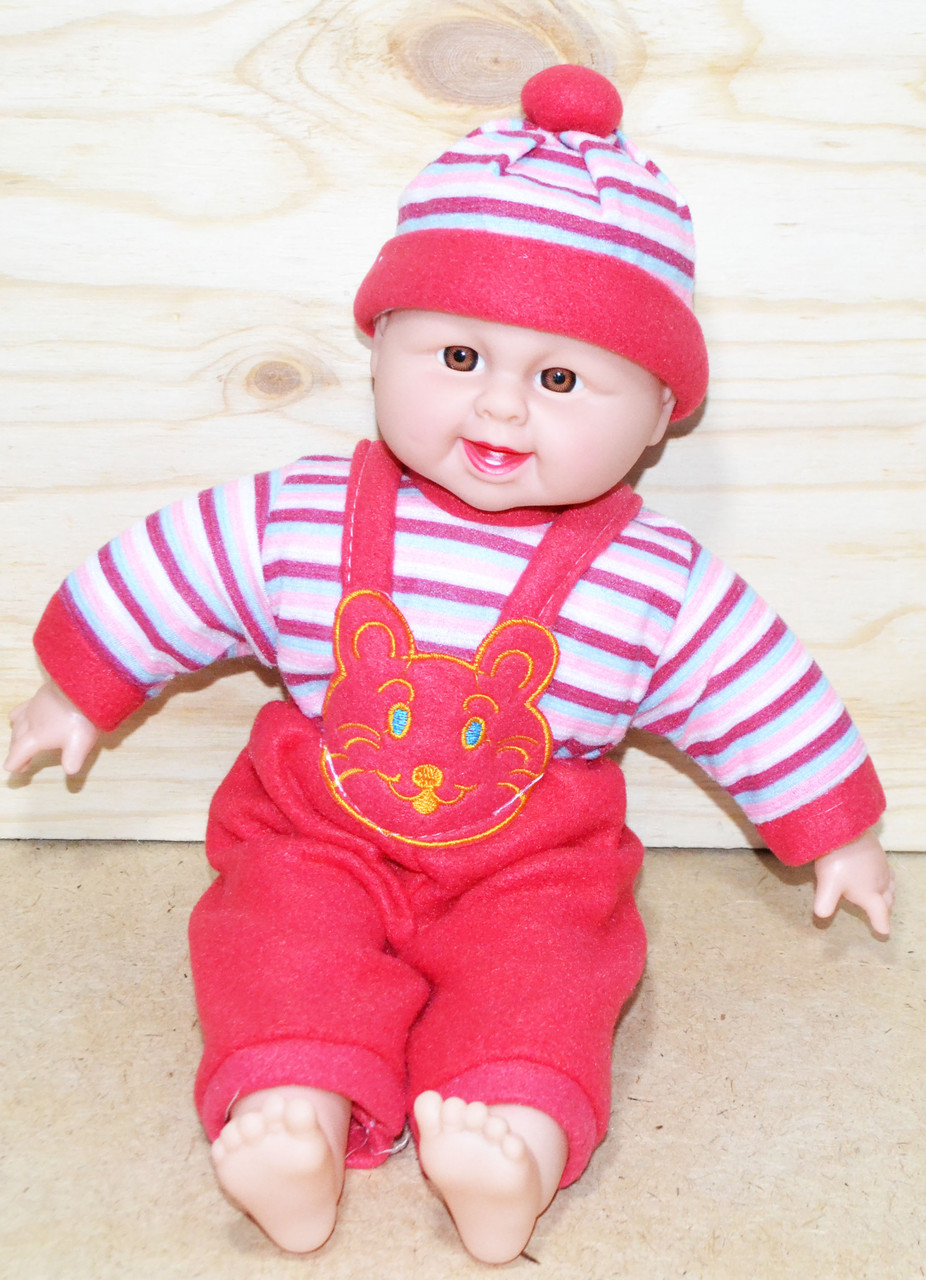 208 Кукла Хохотушка  37*18см
