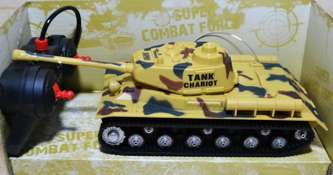 AKX521D Танк на р/у 4 функции Tanks 28*13см
