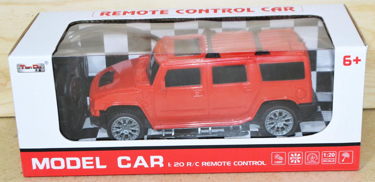 5824-2A Хаммер Model Car машина на р/у 4 функции 27*10