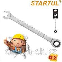 Ключ трещоточный 10 мм, 72 зуба. PRO STARTUL