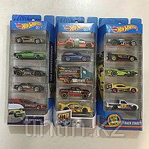 Набор моделек «Hot Wheels» 5 шт, Оригинал металлические, в коробке, фото 2