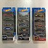 Набор моделек «Hot Wheels» 5 шт, Оригинал металлические, в коробке, фото 4