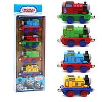 Игрушечные паровозики на магнитах Томас и его друзья