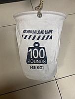Сумка-ведро для инструментов Сумка лесомонтажника 45 кг, фото 1