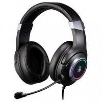 Наушники+ микрофон игровые Bloody G350 <USB, 7.1, 20Hz-20kHz, 16Om, 105dB, Mic:100Hz-10KHz, 44dB, 2m>