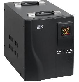 Стабилизатор напряжения серии HOME 5кВА (СНР1-0-5)IEK