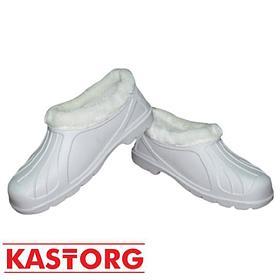 Медицинская обувь для грязной зоны Утепленные