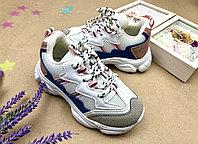 Кроссовки для девочек (текстиль) №15000