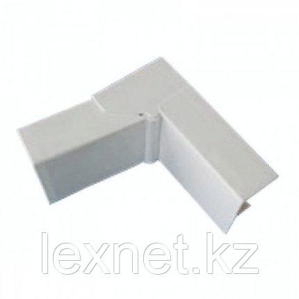 Внутренний/наружный угол для плинтуса 32*20, фото 2