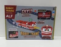 Железная дорога Robot trains PT3002