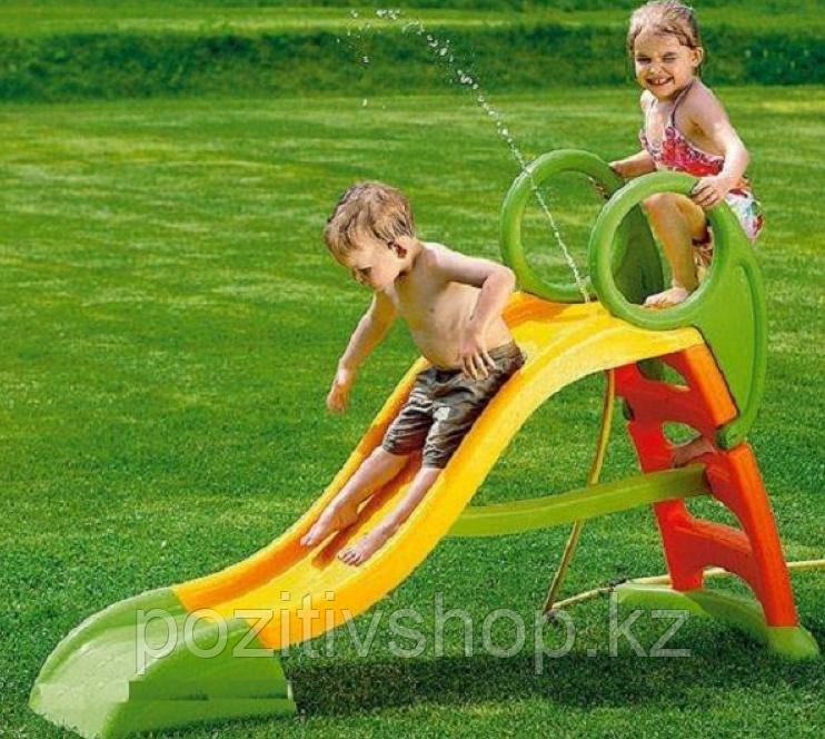 Детские игровые горки