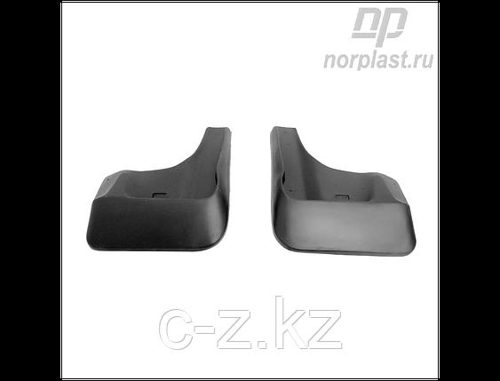 Брызговики для Volkswagen Polo (2010-2020) SD передние (пара), фото 2