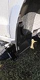 Брызговики для Volkswagen Polo (2010) SD передние (пара), фото 3