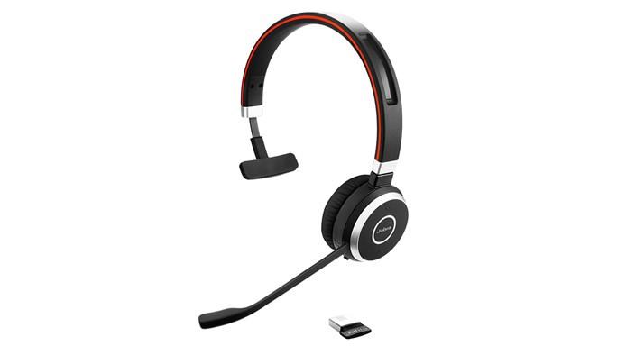 Bluetooth гарнитура Jabra Evolve 65 Mono (SfB)