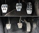 Накладки педалей Лада Приора / Гранта / Калина / Калина-2, фото 3