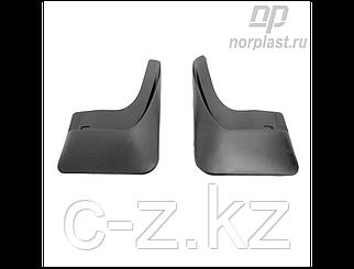 Брызговики для Volkswagen Polo (2010-2015) задние (пара)