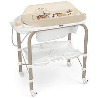 Стол для пеленания + ванночка Cambio C240 (CAM, Италия)