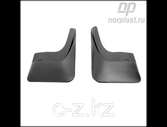 Брызговики для Volkswagen Polo (2015-2020) задние (пара), фото 2