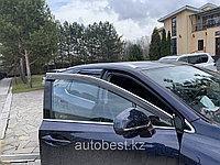 Ветровики Lexus RX Long AL20 2015-2021