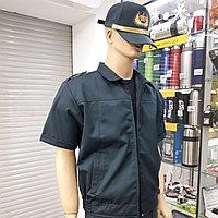 Костюм военный офисный с коротким рукавом