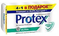 Твердое мыло Protex Ultra Антибактериальное 5 х 70 г