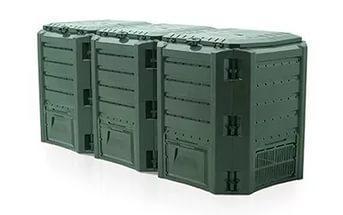 Ящик для компоста (компостер садовый) 1200л Prosperplast Module IKSM1200Z-G851 зеленый