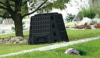 Ящик для компоста (компостер садовый) 500л Prosperplast Biocompo IKBI500C черный