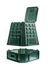 Ящик для компоста (компостер садовый) 630л Prosperplast Evogreen IKEV630Z-G851 зеленый