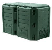 Ящик для компоста (компостер садовый) 800л Prosperplast Module IKSM800Z-G851 зеленый
