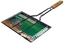 Решетка для гриля и барбекю антипригарная Green Glade BBQ-7111 (2111)