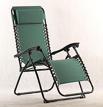 Кресло-шезлонг складное дачное Green Glade 3209