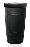 Водосборник для дождевой воды Woodcan 265 л черный