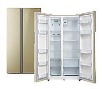Холодильник- морозильник Бирюса SBS 587 GG