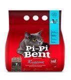 Pi Pi Bent,  Классик  7л (3кг) наполнитель комкующийся для туалета кошек