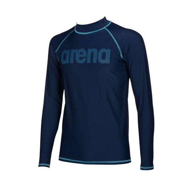 Arena  футболка для плавания мужская с длинным рукавом Uv
