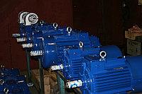 Асинхронные трехфазные крановые электродвигатели серий MTH, MTF, MTKH,