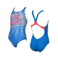Arena  купальник детский спортивный Feeling