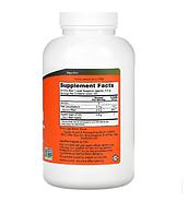 Now Foods, сертифицированный органический инулин, порошок из чистого пребиотика, 454 г (1 фунт), фото 2