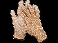 Садовые перчатки GRINDA женские
