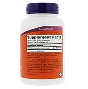 Now Foods, МСМ, метил-сульфонил-метан, 1000 мг, 120 капсул в растительной оболочке, фото 2