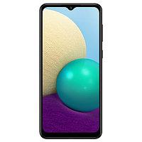 Смартфон Samsung Galaxy A02, Black(SM-A022GZKBSKZ)