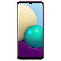 Смартфон Samsung Galaxy A02, Red(SM-A022GZRBSKZ)