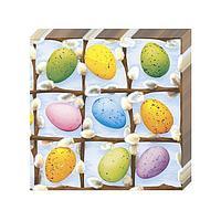 """Салфетки 33х33см, 3 сл.,""""Пасхальные яйца #2"""", Бумага, 20 шт"""