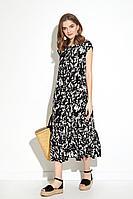 Женское летнее платье Gizart 7451ч 46р.