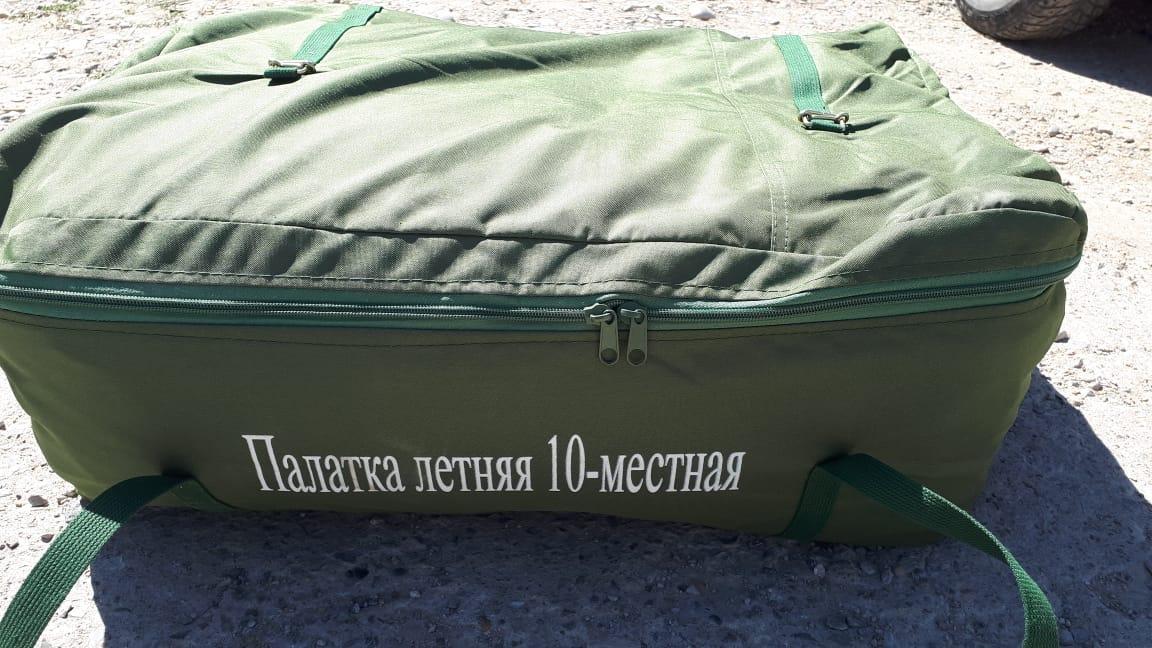 Армейская палатка военная из материала Оксфорд до 15 чел.+Доставка бесплатная! - фото 3