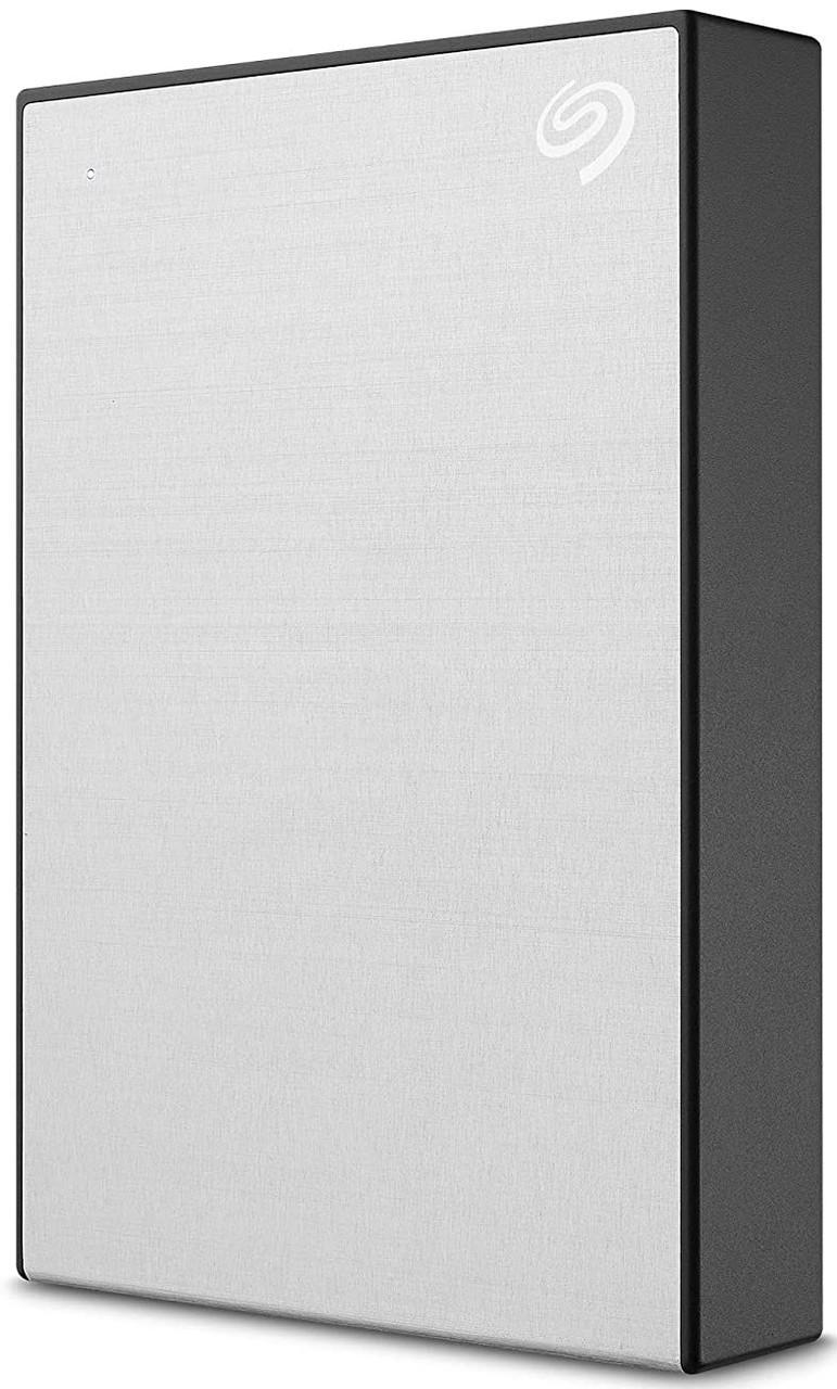 Внешний HDD Seagate 1Tb One Touch Серебристный Пластик STKB1000401
